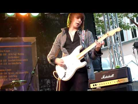 The Dazed - Jump Into The Fire, Bamberg, Tucher Blues & Jazzfestival 2012