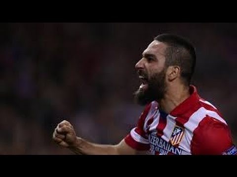 Arda Turan Chelsea vs Atletico Madrid 1-3 HD All Goals and Highlights 30/04/2014