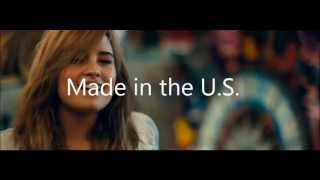 Made In The USA by Demi Lovato Lyrics Video