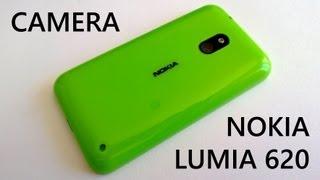 Fotocamera principale Nokia Lumia 620