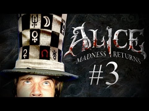 WE'RE GOING TO THE HATTER! - Alice: Madness Returns - Part 3