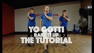 Yo Gotti - Rake It Up ft. Nicki Minaj  | The Tutorial | Hamilton Evans Choreography