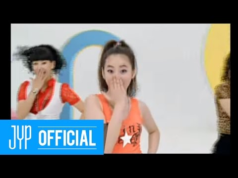 Wonder Girls   Tell Me video