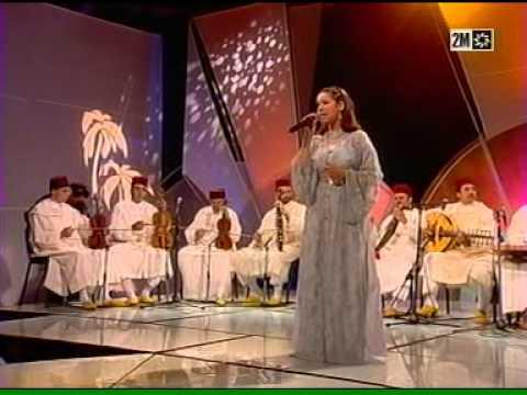Sanaa Marahati  Quassidat  El Kaoui قصيدة الكاوي
