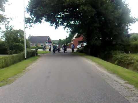 Solex rijden in Winterswijk