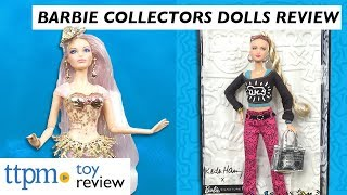 [Toy Review] Barbie Signature Keith Haring and Barbie Mermaid Enchantress Doll from Mattel
