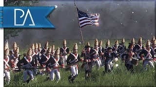 FIGHTING FOR INDEPENDENCE: AMERICAN REVOLUTION - Empire: Total War Gameplay
