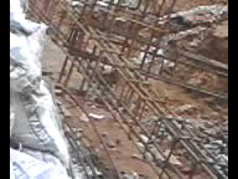 plinth beam structure