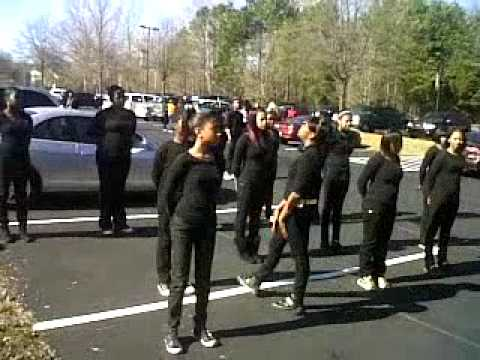 Forest Hill High School Step and Dance Team