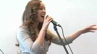 Former American Idol Contestant and Cancer Survivor Christian Spear Sings About Her Cancer Journey