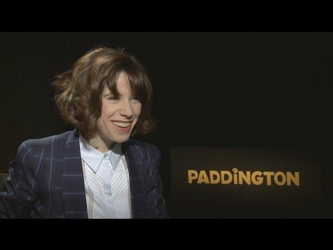 Sally Hawkins Talks PADDINGTON, Director Paul King, and More
