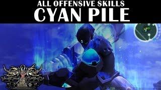 Cyan Pile All Skills - Accel World vs Sword Art Online