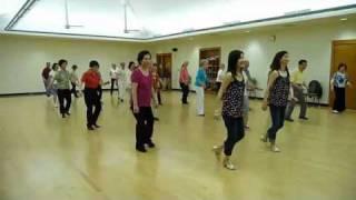 Hustle Bustle Line Dance