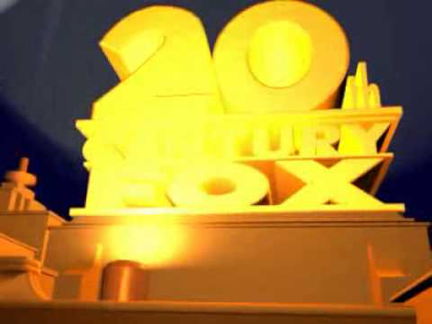 20th Century Fox Movie Blender Logo With Fanfare video