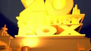 20Th Century Fox Movie Blender Logo With FanFare