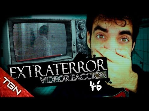 Extra Terror Video reacción 46#: Lights Out MIEDO EXTREMO