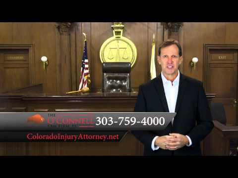 Car Accident Attorney Denver - (303) 759-4000 - The O'Connell Law Firm, P.C.