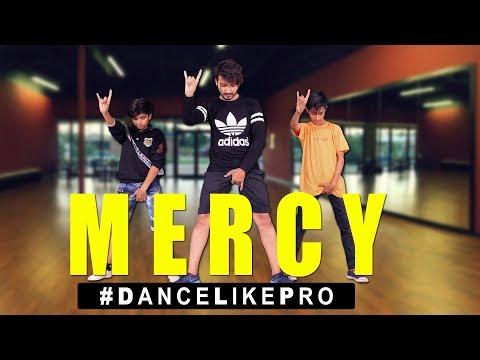Mercy Dance Choreography | Bollywood Hip Hop | Vicky Patel | Step By Step Tutorial