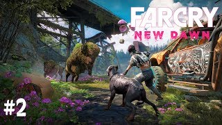Baixar EGY ÚJ VILÁG? | FAR CRY: NEW DAWN #2 #PC #HARDASSDIFFICULTY - 02.19.