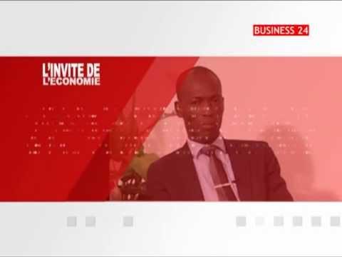 INTERVIEW L'INVITE DE L'ECONOMIE - BUSINESS 24