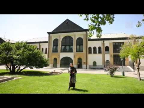 Iran Tehran city, Niavaran Palace Complex مجموعه كاخ نياوران تهران ايران