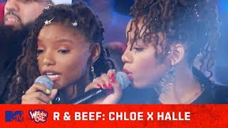 Chloe x Halle Perform 'Oodles & Noodles' 🎶 | Wild 'N Out | R & Beef