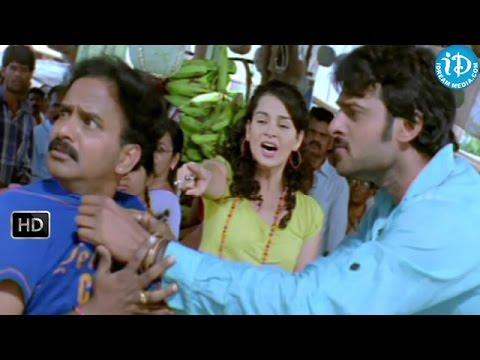 Ek Niranjan Movie - Venu Madhav, Kangana Ranuat Funny Scene
