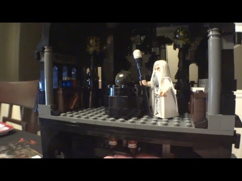 LEGO Lord of the Rings Review: Tower of Orthanc [10237]