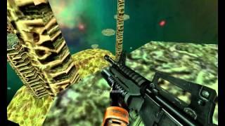 Прохождение half-life 1: source #17 - логово гонарки rus
