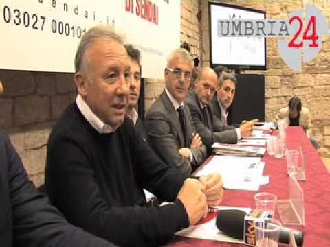 «Perugia per Sendai», Zaccheroni in città per presentare la partita di beneficenza