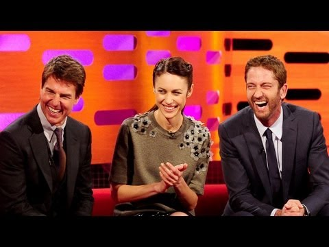 Tom Cruise Surprises Graham - The Graham Norton Show - Series 13 Episode 1 - BBC One