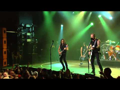 Revolver Golden Gods 2013 - Metallica - For Whom the Bell Tolls