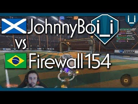 JohnnyBoi_i vs Firewall154 | Rocket League KBM 1v1