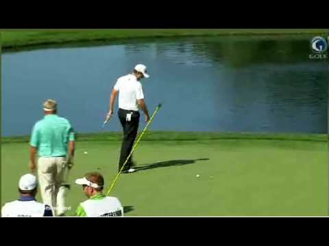 Justin Rose Wins AT&T National. Video