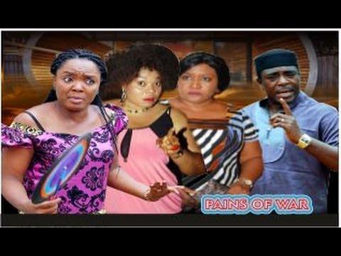 Pains of War  -  Nigeria Nollywood Movie