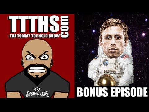 10 QUESTIONS WITH URIJAH FABER!!! IN SPACE!!!