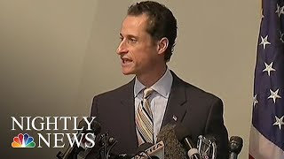 Anthony Weiner Pleads Guilty Over Sexting Teen: 'I Have A Sickness' | NBC Nightly News