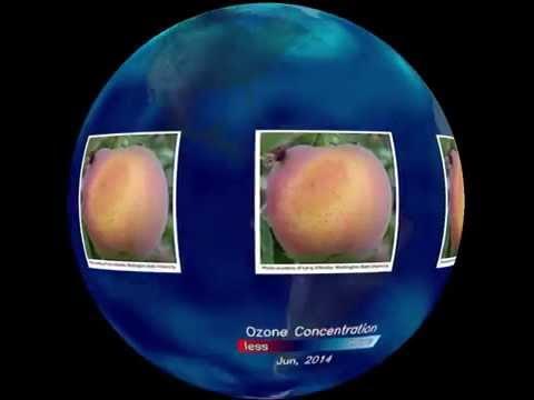 ClimateBits Ozone Layer