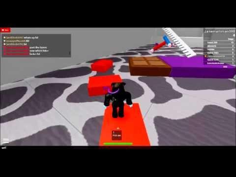Roblox Map -Escape School Obby- Zanemamman098