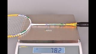 Yonex Nanoray Light 11i Badminton Racket Review - Racket No 596
