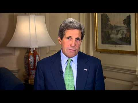 Secretary Kerry Delivers a Video Message on Trafficking in Persons
