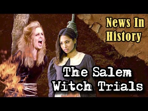 a history of the salem witch trials