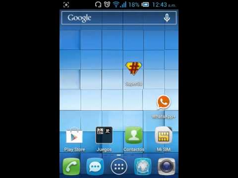 Root para cualquier android compatible
