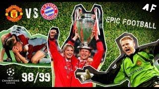 EPIC FOOTBALL 1999 / MANCHESTER UNITED 2:1 BAYERN