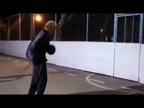 Soccer Freestyle World Champion, Sean Garnier, Poses As An Old Man And Humiliates Some Young Guys! video