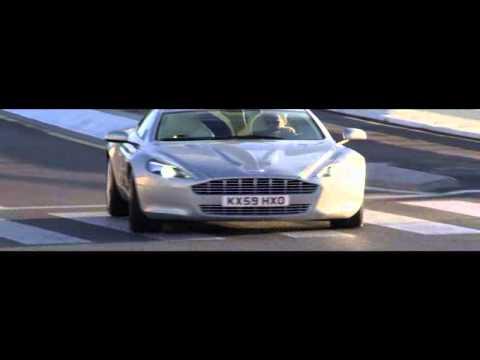 2011 Aston martin Rapide (реклама)