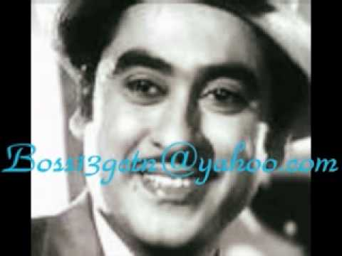 Koi Apna Na Hua-kishore Kumar video