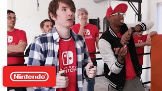 Nintendo Switch Rally – Episode 2: Up in ARMS!