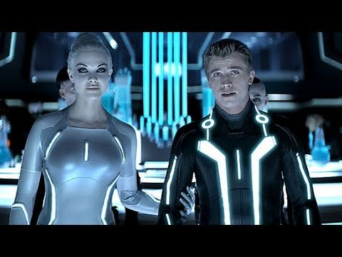 TRON: Legacy Movie review by Betsy Sharkey