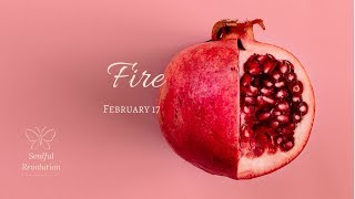 A deeply intimate connection, FIRE Sign February 17 Aries Leo Sagittarius